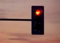 Multa por passar o sinal vermelho